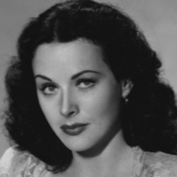 Author Hedy Lamarr