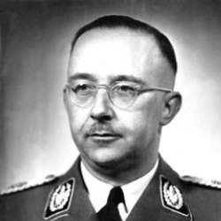 Author Heinrich Himmler