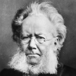 Author Henrik Ibsen