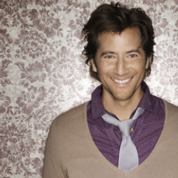 Author Henry Ian Cusick