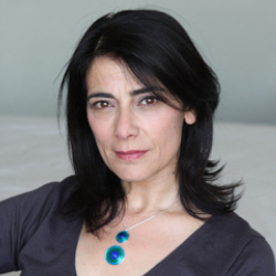 Author Hiam Abbass