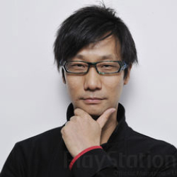 Author Hideo Kojima