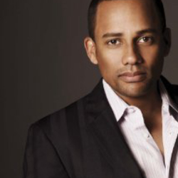 Author Hill Harper