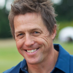 Author Hugh Grant