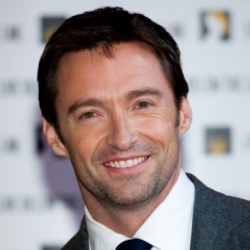 Author Hugh Jackman