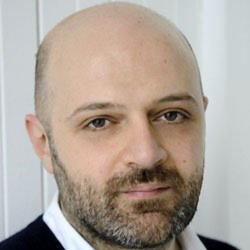 Author Hussein Chalayan