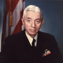 Author Hyman Rickover