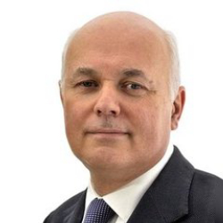 Author Iain Duncan Smith
