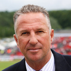 Author Ian Botham