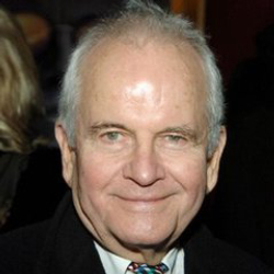 Author Ian Holm