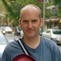 Author Ian MacKaye