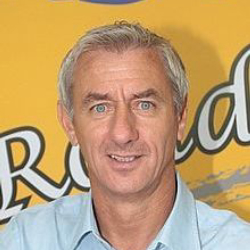 Author Ian Rush