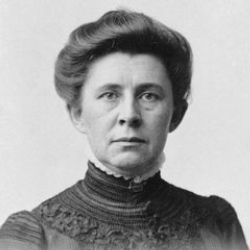 Author Ida Tarbell