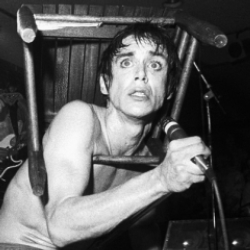 Author Iggy Pop