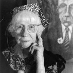 Author Imogen Cunningham