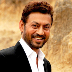 Author Irrfan Khan