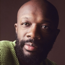Author Isaac Hayes