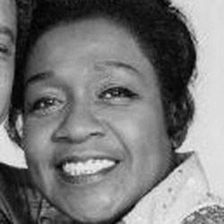 Author Isabel Sanford