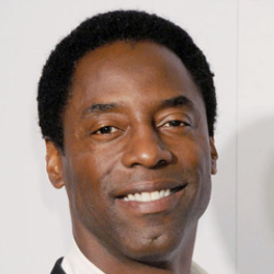 Author Isaiah Washington