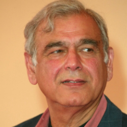 Author Ismail Merchant