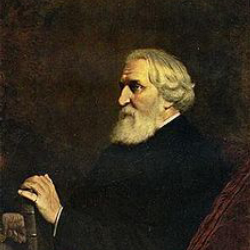 Author Ivan Turgenev