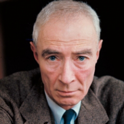 Author J. Robert Oppenheimer