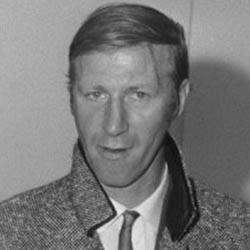 Author Jack Charlton