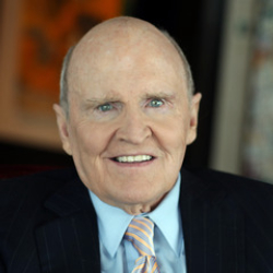 Author Jack Welch