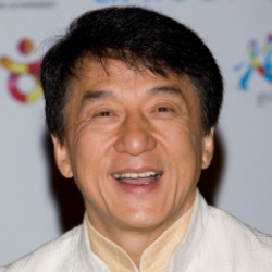 Author Jackie Chan