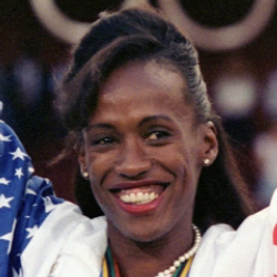 Author Jackie Joyner-Kersee