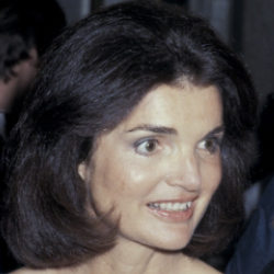 Author Jackie Kennedy
