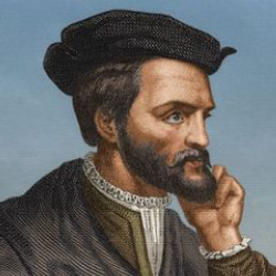 Author Jacques Cartier