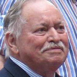 Author Jacques Parizeau