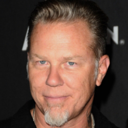 Author James Hetfield