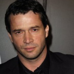 Author James Purefoy