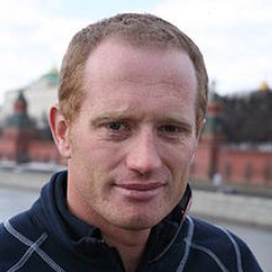 Author James Spithill