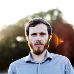 Author James Vincent McMorrow