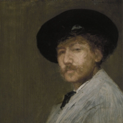 Author James Whistler