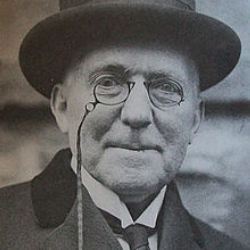 Author James Whitcomb Riley