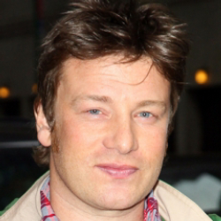 Author Jamie Oliver