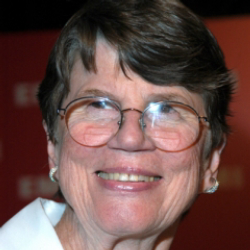 Author Janet Reno