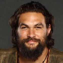 Author Jason Momoa