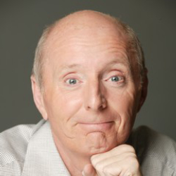 Author Jasper Carrott