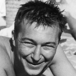 Author Jasper Johns