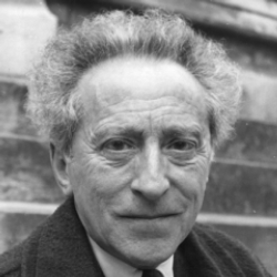 Author Jean Cocteau