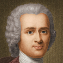 Author Jean-Jacques Rousseau