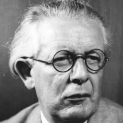 Author Jean Piaget