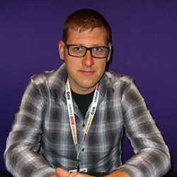 Author Jeff Lemire