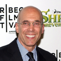 Author Jeffrey Katzenberg