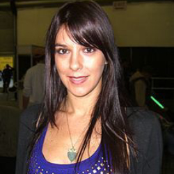 Author Jenna Morasca